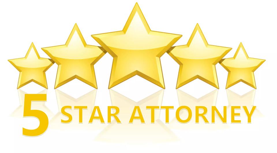 5 star attorney